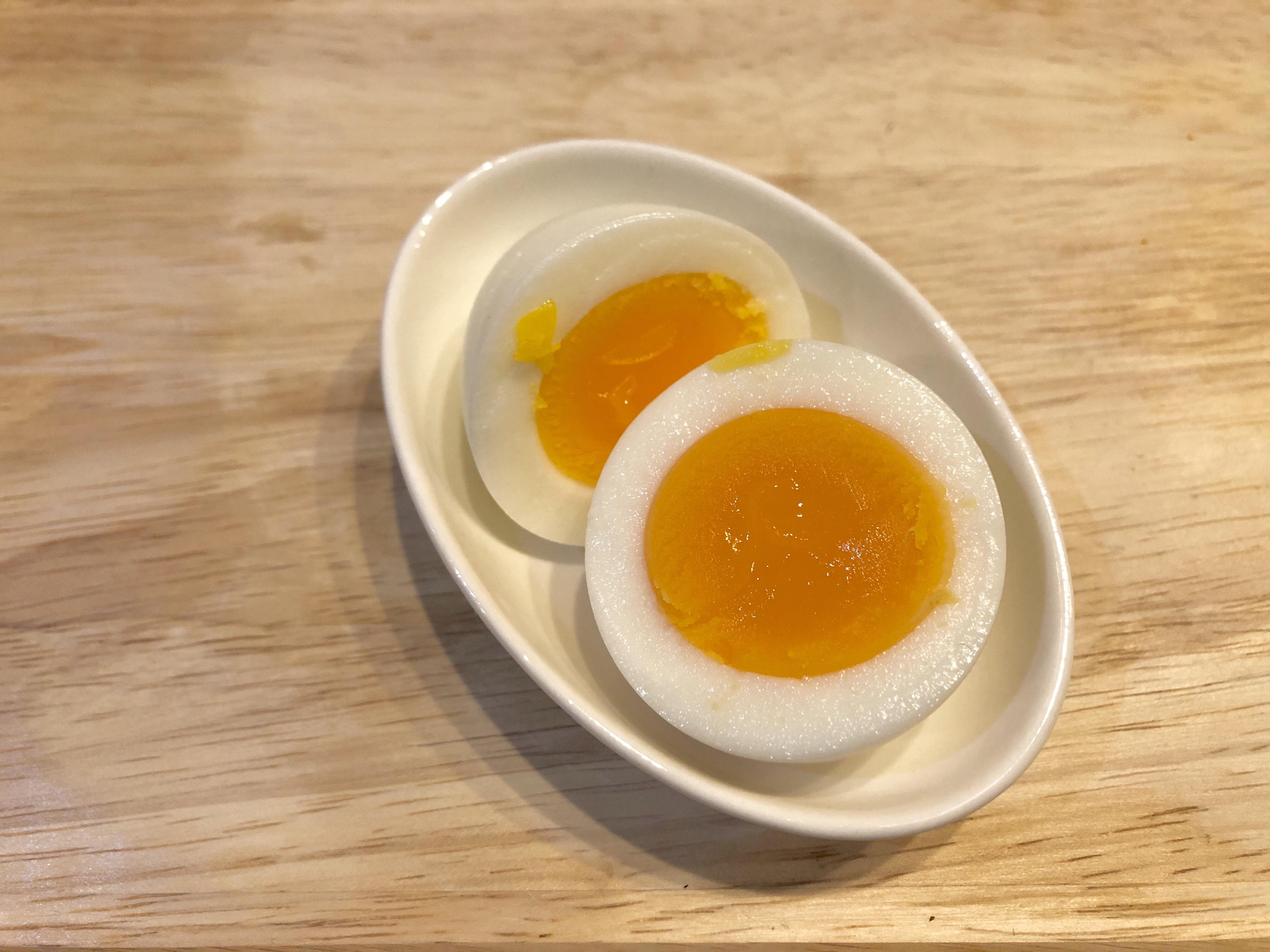 茹で 卵 作り方